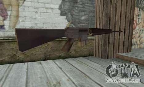 M16A1 for GTA San Andreas second screenshot