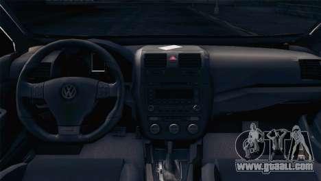 Volkswagen Bora GLI for GTA San Andreas right view