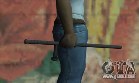 Baton of L4D for GTA San Andreas third screenshot