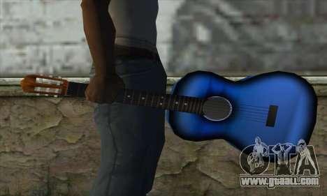 Guitar for GTA San Andreas third screenshot