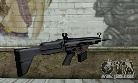 Rifle for GTA San Andreas second screenshot