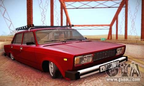 Vaz 21053 for GTA San Andreas