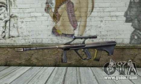 AUG из Counter Strike for GTA San Andreas