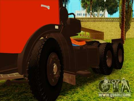KamAZ 65115 for GTA San Andreas right view