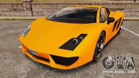 GTA V Pagassi Vacca for GTA 4