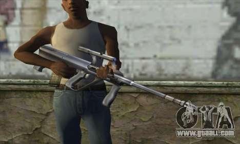 AUG из Counter Strike for GTA San Andreas third screenshot