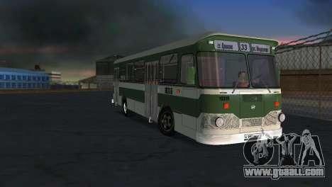 LIAZ 677 for GTA Vice City