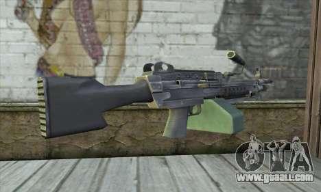 M16 из Postal 3 for GTA San Andreas second screenshot