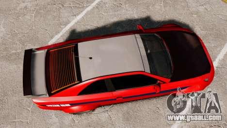 Sultan R-S for GTA 4 right view