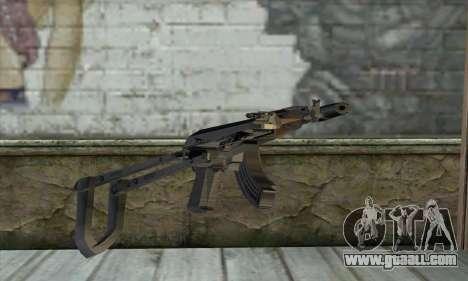 Silenced M70AB2 for GTA San Andreas second screenshot