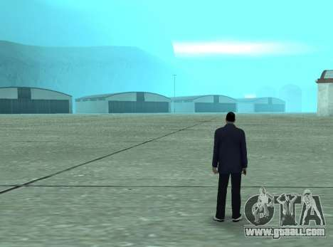 New Andre for GTA San Andreas second screenshot