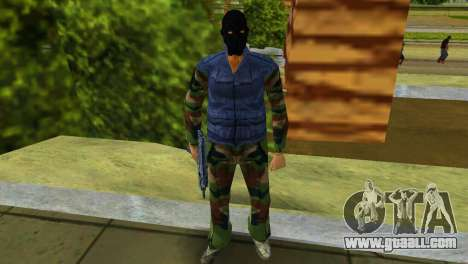 Reskin Robbers for GTA Vice City second screenshot