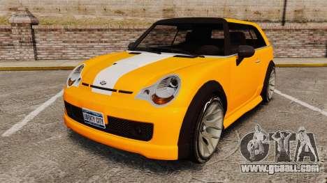GTA V Weeny Issi for GTA 4