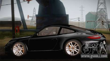 Porsche 911 Carrera for GTA San Andreas