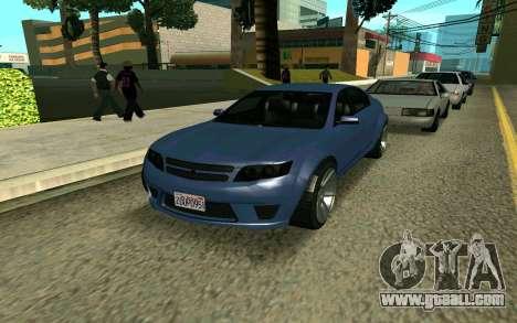 GTA V Fugitive for GTA San Andreas