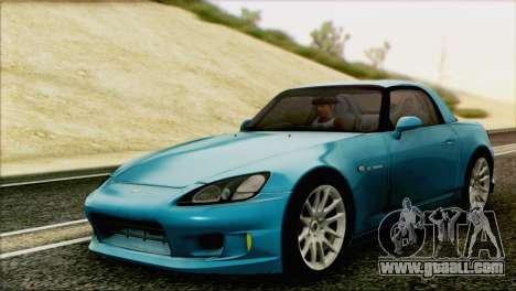 Honda S2000 Daily for GTA San Andreas left view