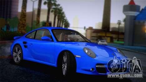 Porsche 911 Turbo Bi-Color for GTA San Andreas left view