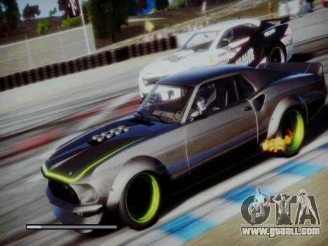Loading Screens NFS for GTA San Andreas sixth screenshot