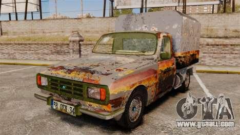 Anadol P2 500 (Rusty) for GTA 4