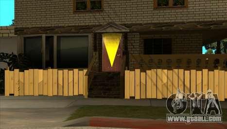 Modern house of Sijia v1.0 for GTA San Andreas second screenshot