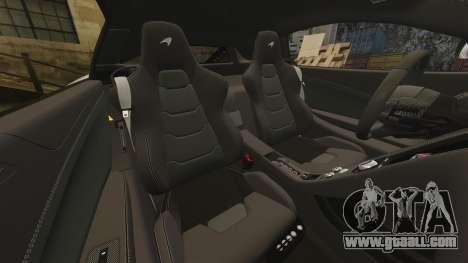 McLaren MP4-12C 2012 [EPM] for GTA 4 upper view