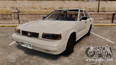 Nissan Tsuru for GTA 4