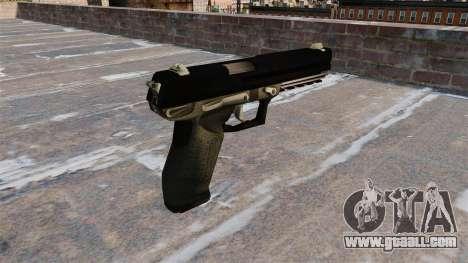 Bauer 1980 SOCOM Pistol for GTA 4 second screenshot