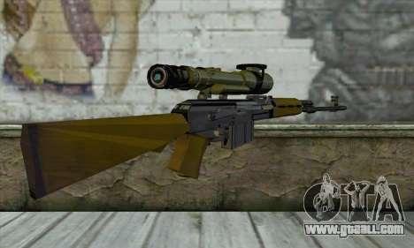 M76 for GTA San Andreas second screenshot