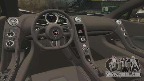 McLaren MP4-12C 2012 [EPM] for GTA 4 side view