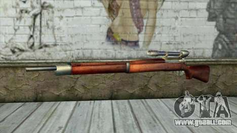 Springfield Sniper for GTA San Andreas