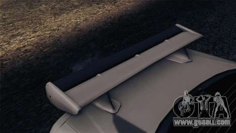 Nissan Skyline GT-R R34 V-Spec Lexani Rims for GTA San Andreas right view