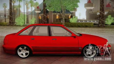 Audi 80 B4 RS2 for GTA San Andreas left view