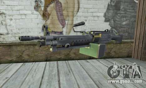 M16 из Postal 3 for GTA San Andreas