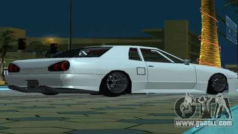Elegy 280sx v2.0 for GTA San Andreas engine