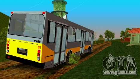 LIAZ-5256 for GTA Vice City left view