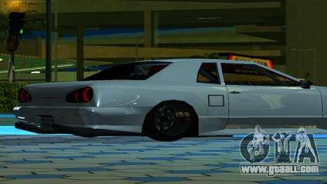 Elegy 280sx v2.0 for GTA San Andreas back view