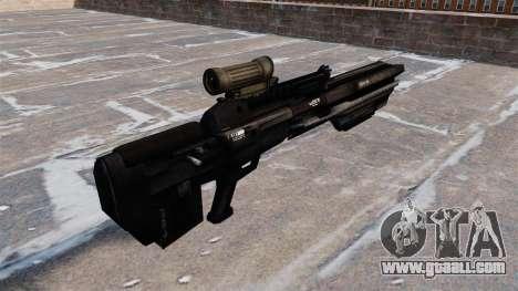 Coilgun GK8 for GTA 4 second screenshot