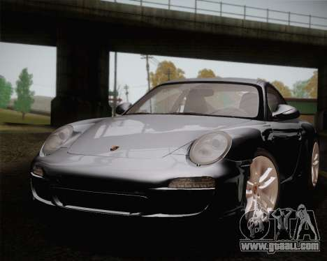 Porsche 911 Carrera for GTA San Andreas side view