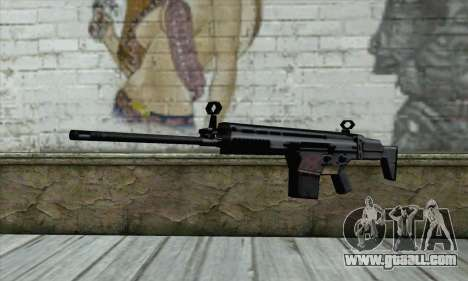 Rifle for GTA San Andreas