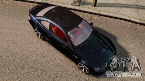 BMW M3 E92 AC Schnitzer ACS3-Sport for GTA 4 right view