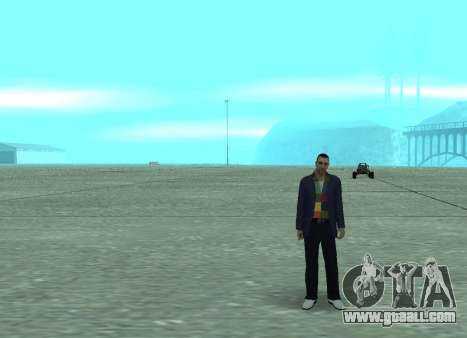 New Andre for GTA San Andreas third screenshot