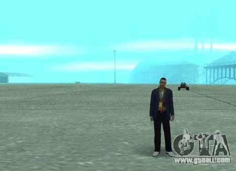 New Andre for GTA San Andreas third screenshot