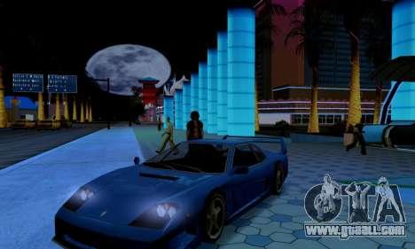 ENB CUDA 2014 for Low PC for GTA San Andreas forth screenshot