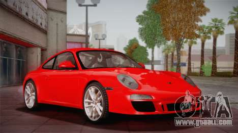 Porsche 911 Carrera for GTA San Andreas