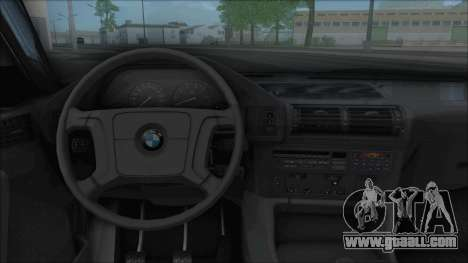 BMW 525i for GTA San Andreas right view