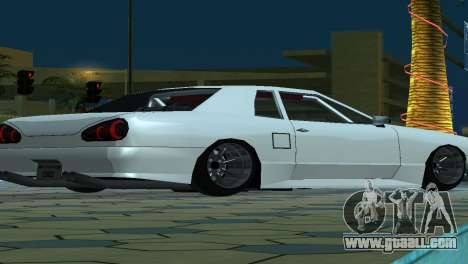 Elegy 280sx v2.0 for GTA San Andreas interior