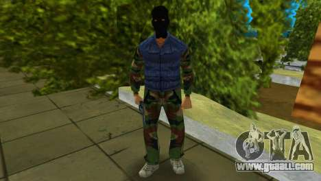 Reskin Robbers for GTA Vice City
