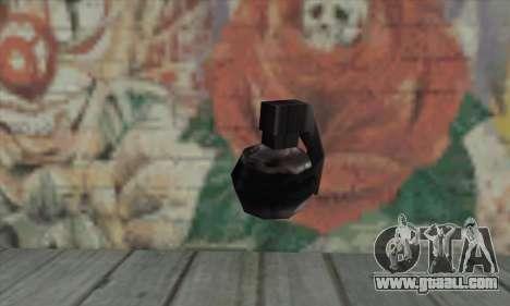 Pomegranate for GTA San Andreas