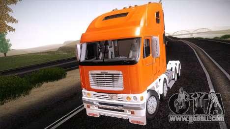 Freightliner Argosy 8x4 for GTA San Andreas