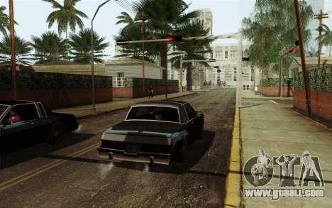 ENB HD CUDA 2014 v2.0 for GTA San Andreas second screenshot
